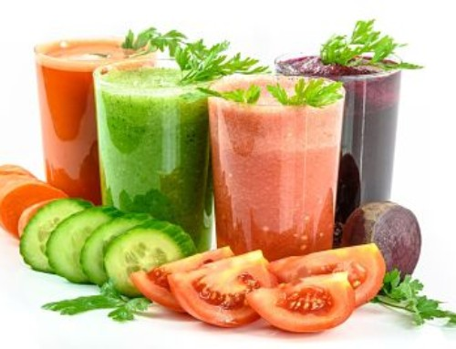 Vegetable Juices over Fruit Juices for Healthy Benefits