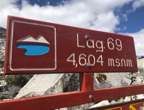 High Altitude Rock Climbing: Training for a climbing trip in Peru